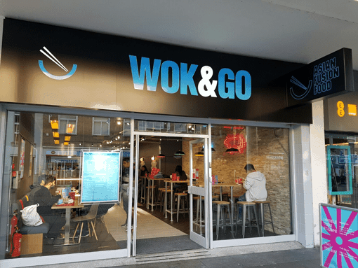 Wok&Go Opens in Canterbury
