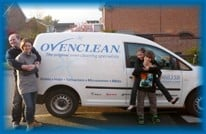 YOUNG FAMILIES – Ovenclean, a business which grows with you!