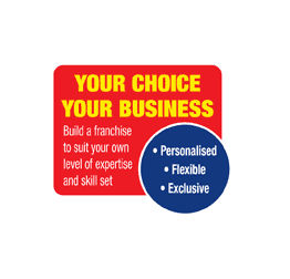 YOUR CHOICE – YOUR BUSINESS