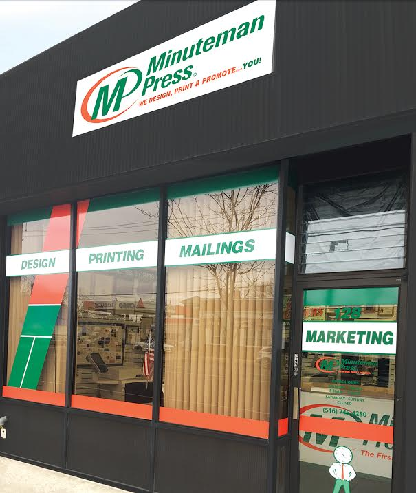 Minuteman Press franchises are full-service design, printing, and marketing centers that meet the needs of today's business professionals.