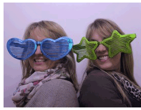 Giggle Booth – Photo Booth Hire Leah and Justine