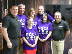 NDCS group shot