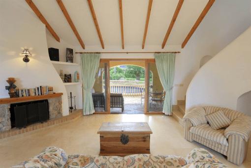 La Manga apartment interior