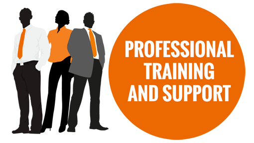 Professional Training and Support