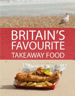 Britain's Favourite Takeaway Food