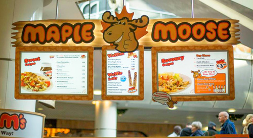 Maple Moose franchise kiosk-1