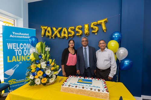 TaxAssist Accountants Sydney launch