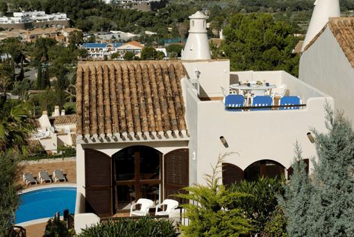 Los Altos villa