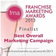 Franchise Marketing Awards Winner
