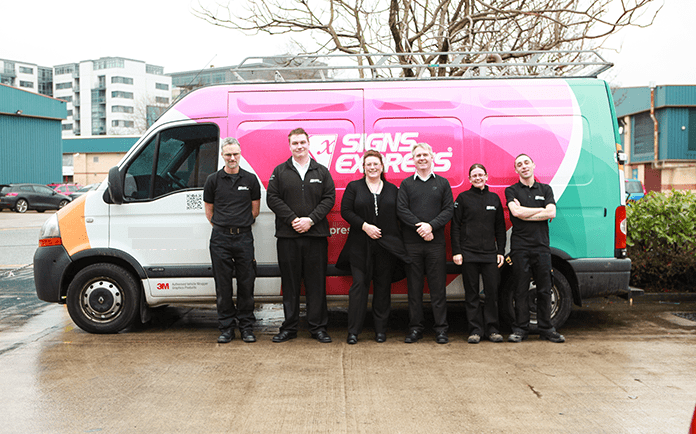 Signs Express Franchise