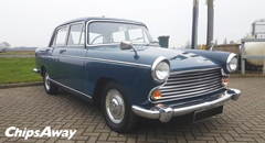 A stunning Morris Oxford car repaired by Mark Burns