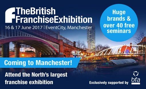 Auditel - British Franchise Exhibition