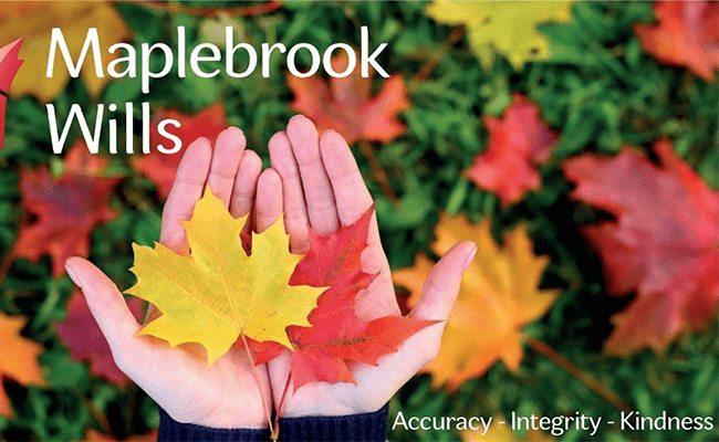 Maplebrook Wills Franchise