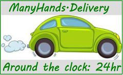 ManyHands Delivery logo