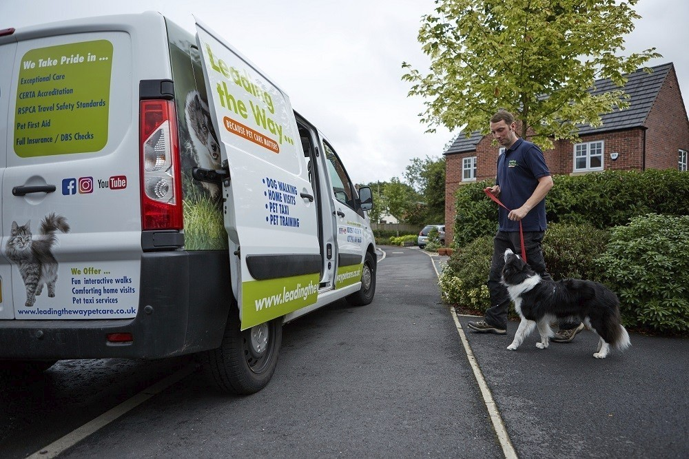 Leading The Way Pet Care Image