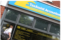 TaxAssist Accountants Franchise Opportunity